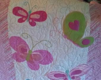 Flutterby quilt