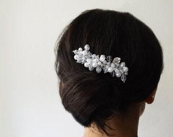 Bridal Comb, Crystal Hair Comb, Wedding Headpiece, Bridal Hair Accessories