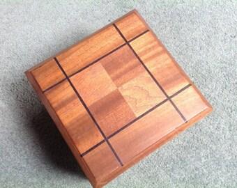 Chess Piece Box