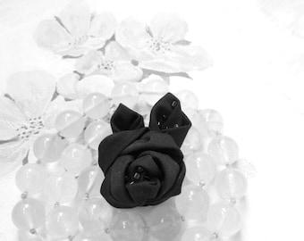 Brooch women, brooch flower, Brooch-Rose