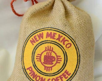 Pinon Coffee whole Beans 1 pound, Fresh roasted New Mexico Pinon Coffee Beans a NM Treasure! Pinõn infused Coffee For everyday or occasions