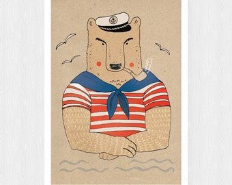 Ahoy! - poster