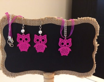 All OWL pink