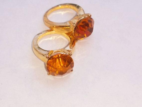 pcs anillos para uas de gel uas acrilicas manicura uas diseo de arte de uas uas de diamante de imitacin esmalte de uas diseos de uas de oro