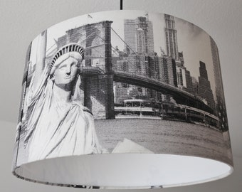 "Plafond lamp ""New York"""