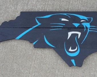 Carolina Panthers Wall Art  *FREE SHIPPING*