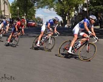 Photography Quebec City was 300 DPI professional bike race