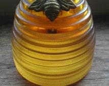 Avon Beehive Perfume Bottle