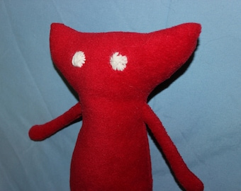 Yarny plushie - Stuffed Huggable Yarny from the game Unravel