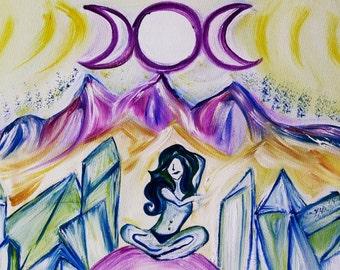 Moon Goddess