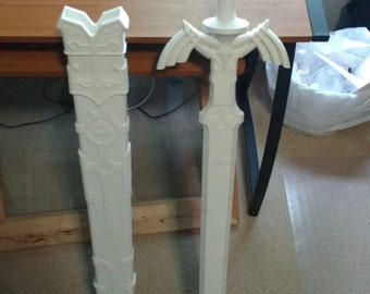 Legend of Zelda, Links Master Sword and Sheath (Combo Options)