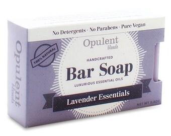 Natural Bar Soap - Lavender