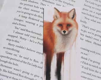 Forest Animal Bookmark - Fox