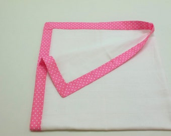 Baby cloth diaper – cloth pink#1