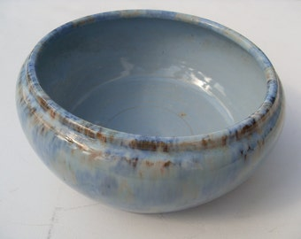 Hard to find Vintage Stoneware Bowl by G M Ltd Covent Garden