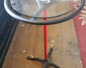 Chevrolet Steering Wheel table