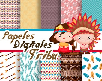 Papers digital tribe Indian