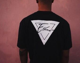 Ethnk Apparel Black T-shirt