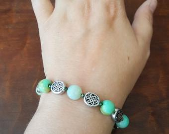 Under the Celtic Sea Bracelet