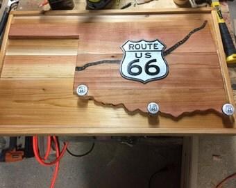 Route 66 Key hanger