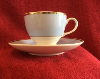 Doulton Bruce Oldfield Cup & Saucer
