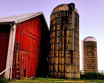 Rustic Barn 1