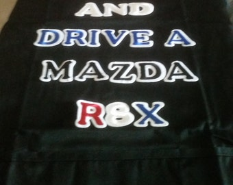 Customize Apron -add your own message,