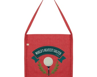World's Greatest Golfer Tote Bag