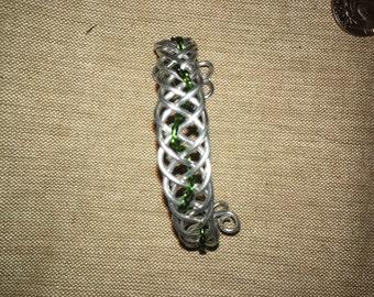 Celtic Five strand braid bracelet