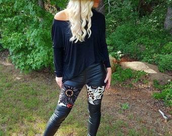 Custom Boho Pants - Chelsey Style