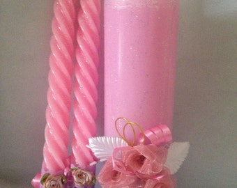 wedding candles