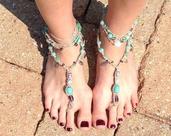 Bohemian Sole-less Sandals