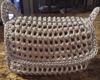 Pop Tab Purse Made to Order