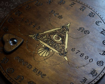 Ouija board, All Seeing Eye