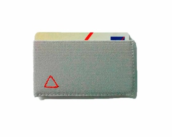 Thin Wallet grey