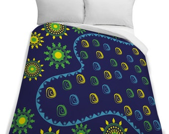 African King Size Duvet Cover