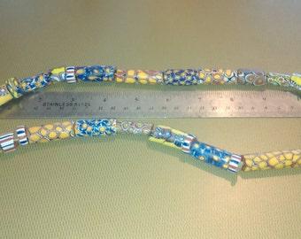"Venetian Trade Beads 24"" strand 28 count"