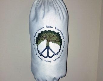 Plastic Bag Organizer