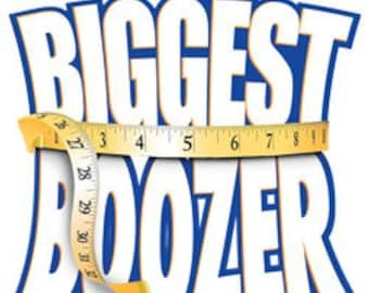 The Biggest Boozer Tee Shirt