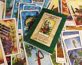 5 Card Advanced Past, Present, Future Spread
