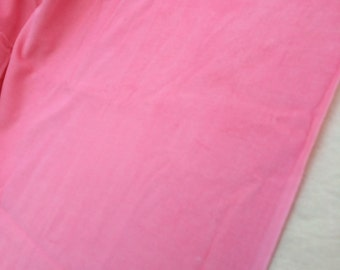 1.9m Vintage Pink Cotton Corduroy, Small Wale, Dressmaking / Kids / Crafts