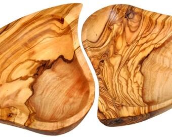 Olive wood Dish