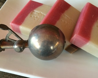 NEAPOLITAN SOAP | SudsCo | Fragrance Blended Hand Poured Soap
