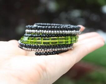 Ninja Turtle Wrap Bracelet