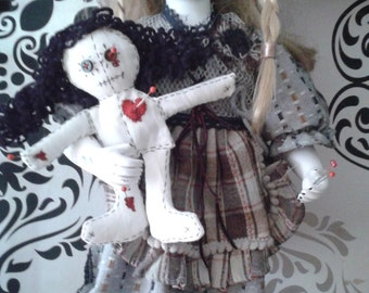 Evilyn, lost soul doll