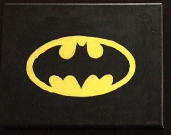 Batman Superhero Canvas