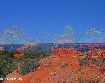 Zion National Park Photographic Art