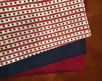 Patriotic Napkin Set