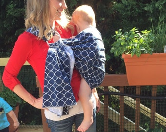 Cotton Canvas Ring Sling