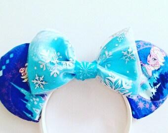 Snow Queen Ears